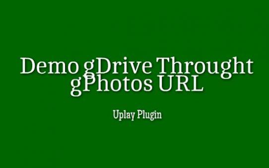 New Get Link Google Drive Through Google Photos