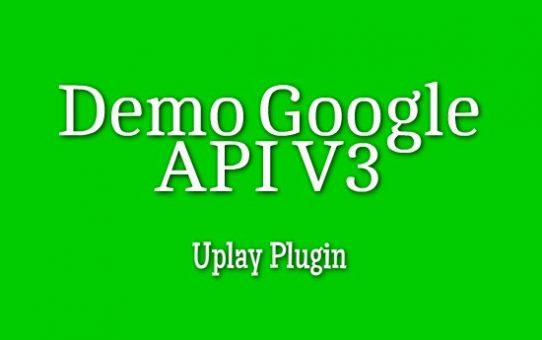 Google Drive Api V3