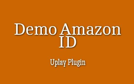 Demo Amazon ID