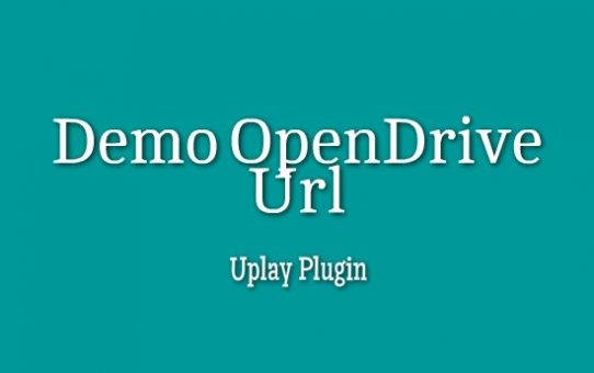 Demo Opendrive ID