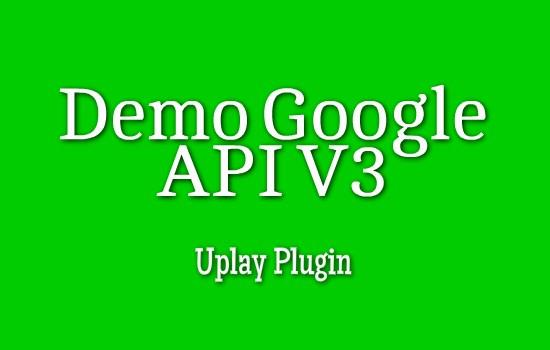 Demo Google Drive API V3