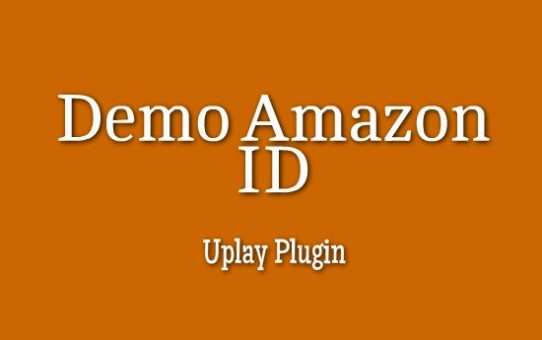 Demo Amazon ID